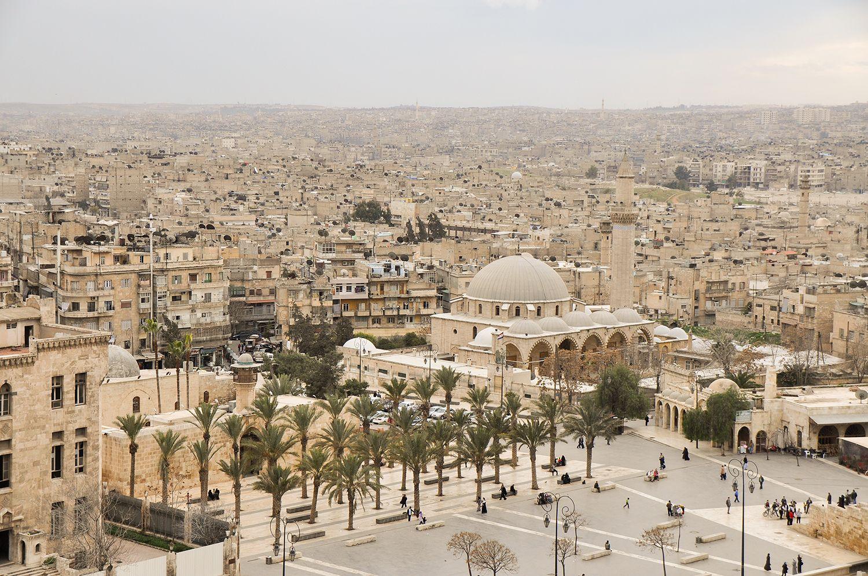 Mart Lerou - Aleppo '1 voor 12'