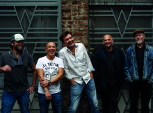 Paul de Munnik met Band